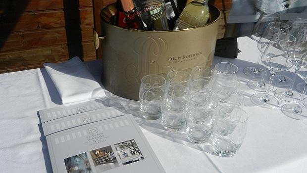 Cocktail et remise des Prix à l'Hôtel le Place D'Armes