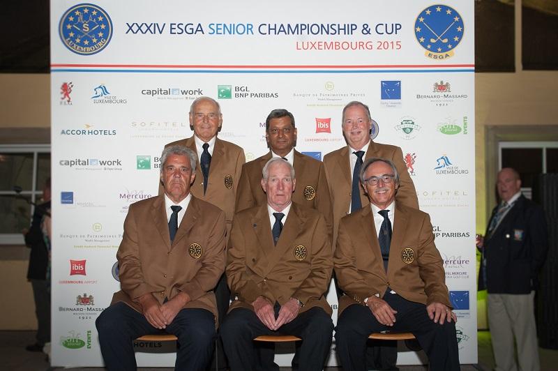 XXXIV ESGA Senior Championship & Cup